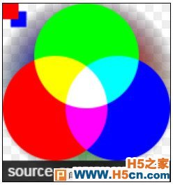 canvas的source-over合成模式